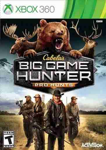 Descargar Cabelas Big Game Hunter Pro Hunts [MULTI][Region Free][XDG3][COMPLEX] por Torrent